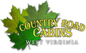 Country Roads Cabins West Virginia Logo