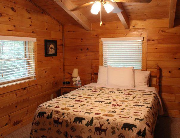 Iron Ring Cabin Bedroom 2