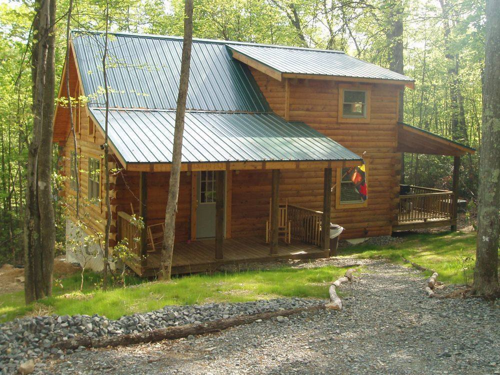 Iron Ring Cabin Outside