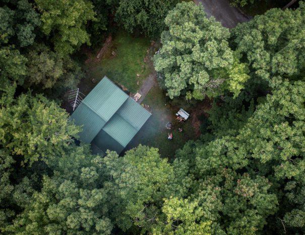 Drone Overhead West Virginian