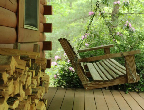 Laurel Porch Swing