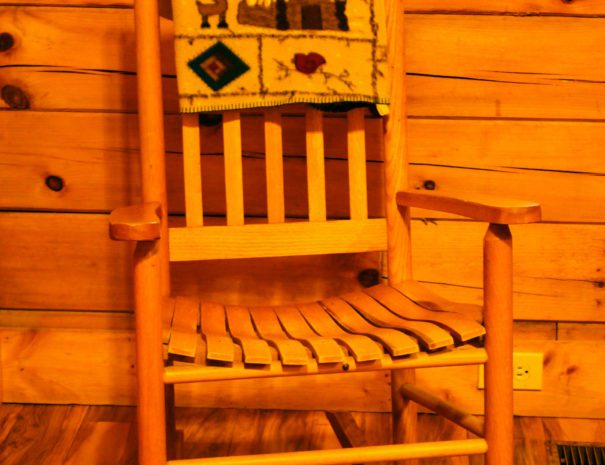 Almost Heaven Rocking Chair