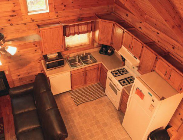 Mountaineer Kitchen Overlook
