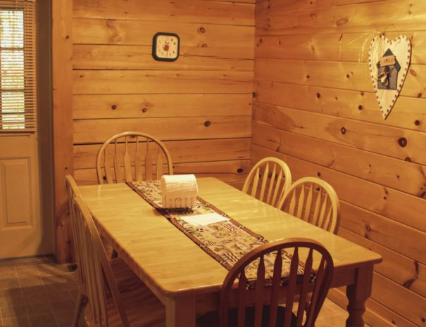 Mountaineer Dining Table