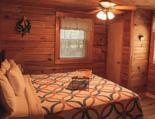 Mountaineer King Bedroom