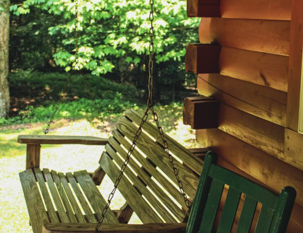 Mountaineer Porch