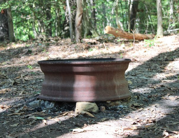 Lost Paddle Cabin Firepit