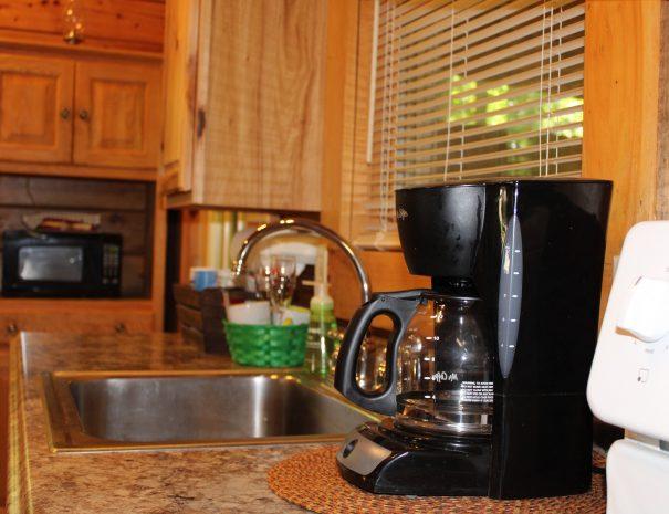 Cherokee Cabin Coffee Maker
