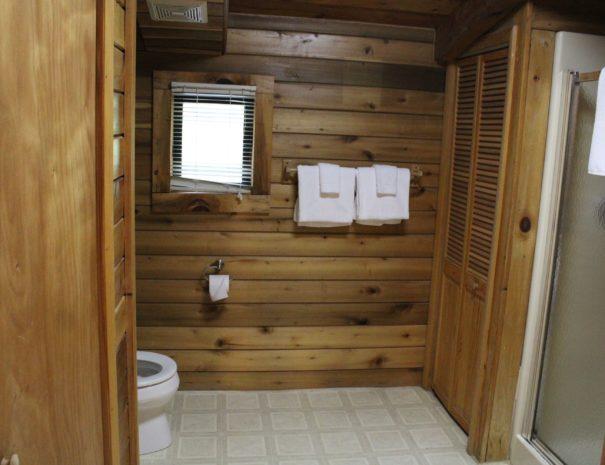 Wilderness Ground floor Bathroom