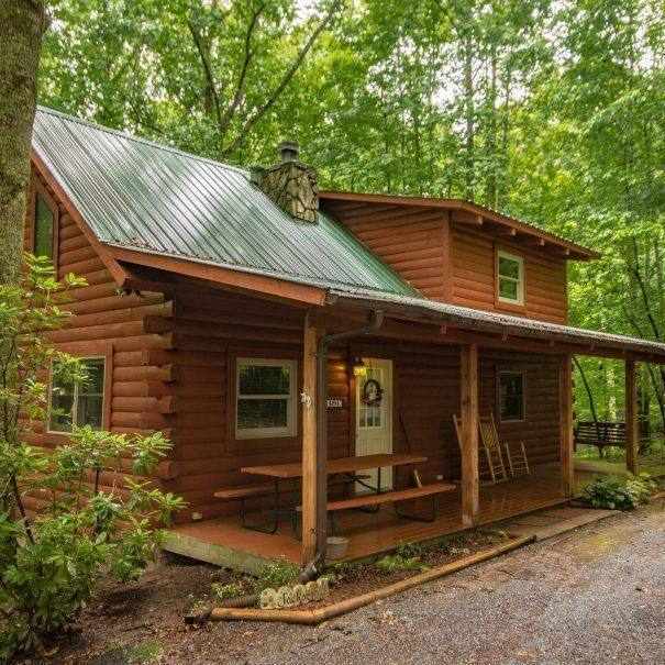 Jackson Cabin Outside