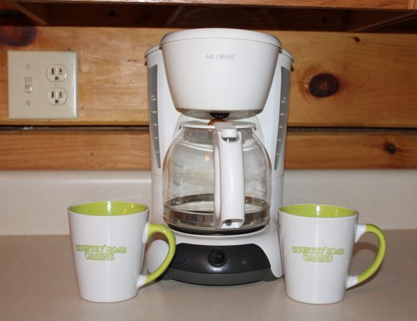 Jackson Cabin Kitchen Coffee Maker