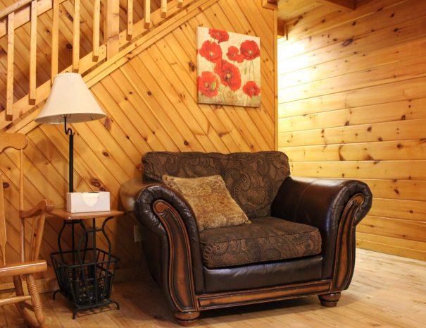 Pillow Rock Cabin Armchair