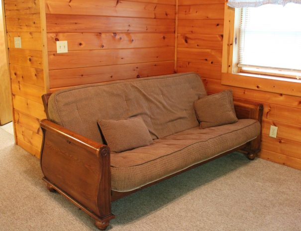 Pillow Rock Cabin Sofabed