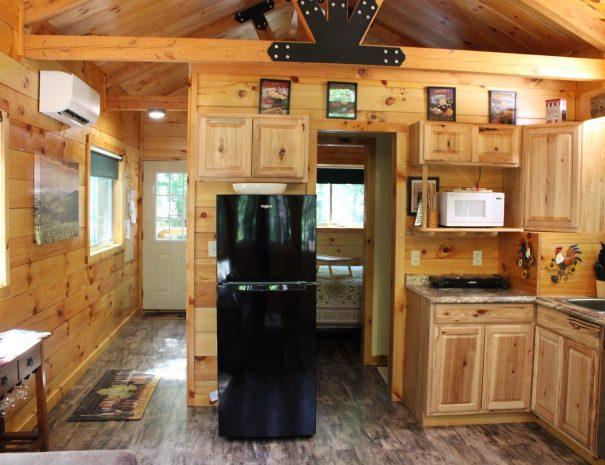 Tuscany Tree House Cabin Kitchen