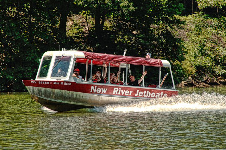 New River Jet Boats