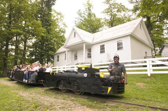 Exhibition Coal Mine 2