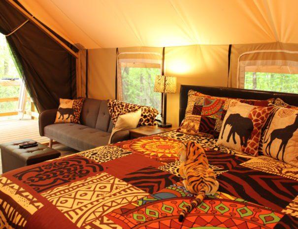 Safari Sun Bed and Sofa