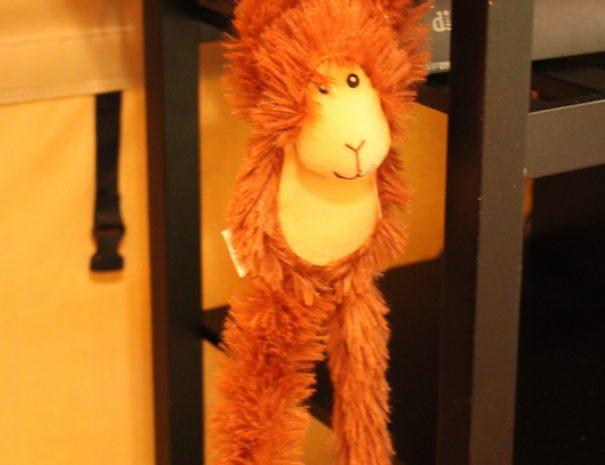 Safari Sun Toy Monkey