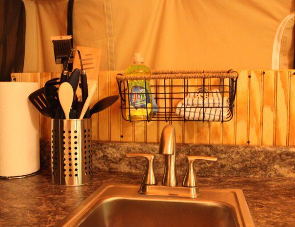 Safari Sun Sink