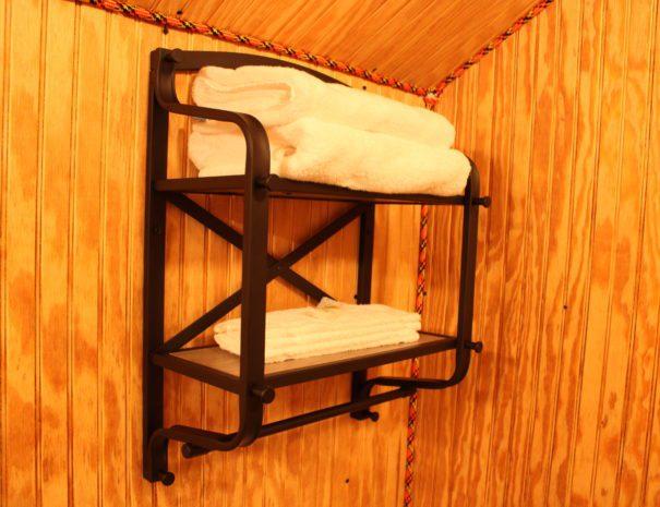 Safari Sun Towel Rack