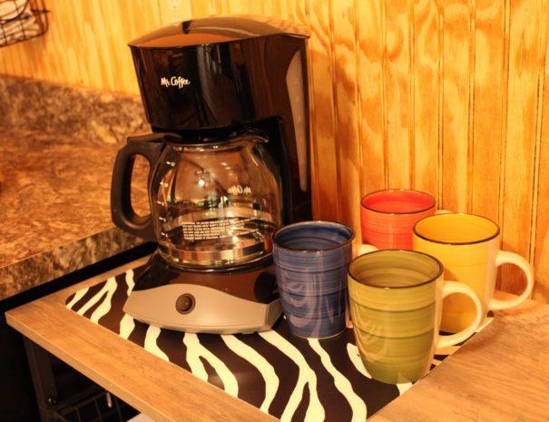 Safari Sun Coffee Pot