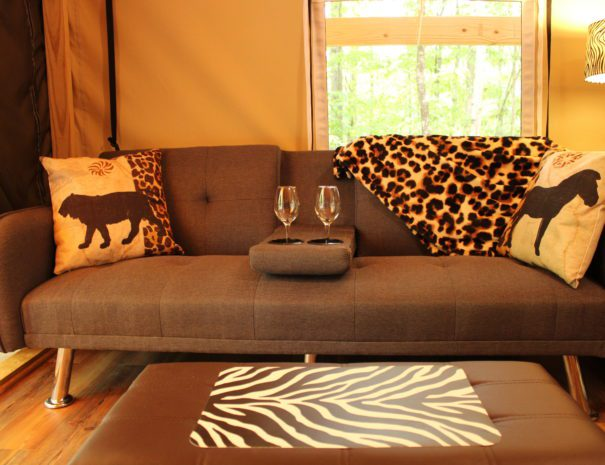 Safari Sun Pullout Sofa