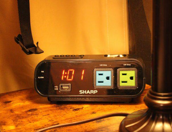 Safari Sun Alarm Clock