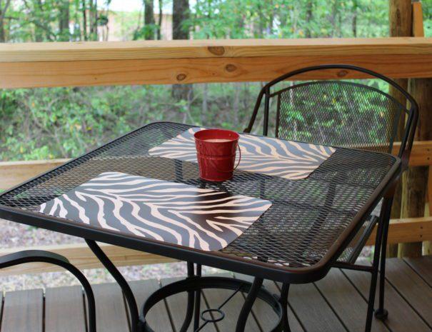 Safari Sun Outdoor Seating
