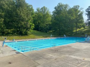 Fayette County Park Pool