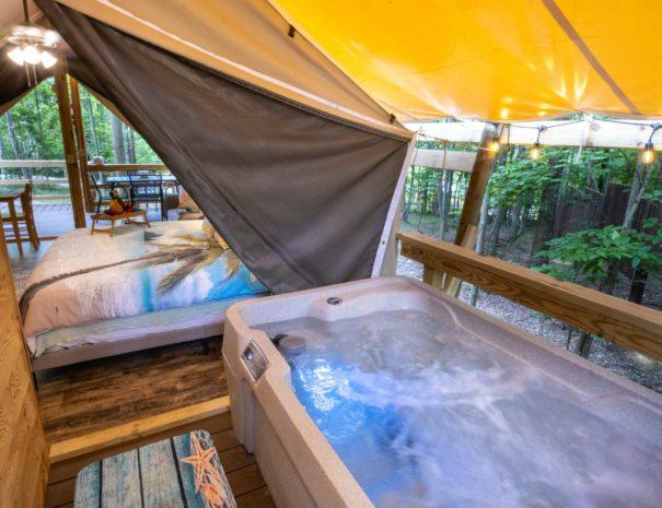 Tropical Sun Hot Tub