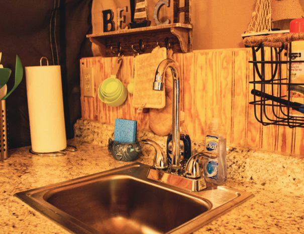 Tropical Sun Kitchenette Sink